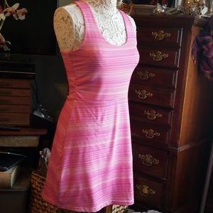 Pretty & Pink Soft Dress